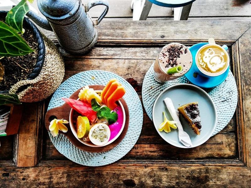 bali organic food