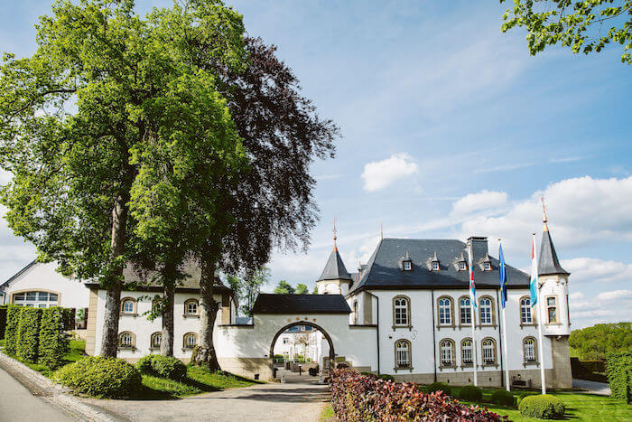 Chateau Urspelt - Luxebourg