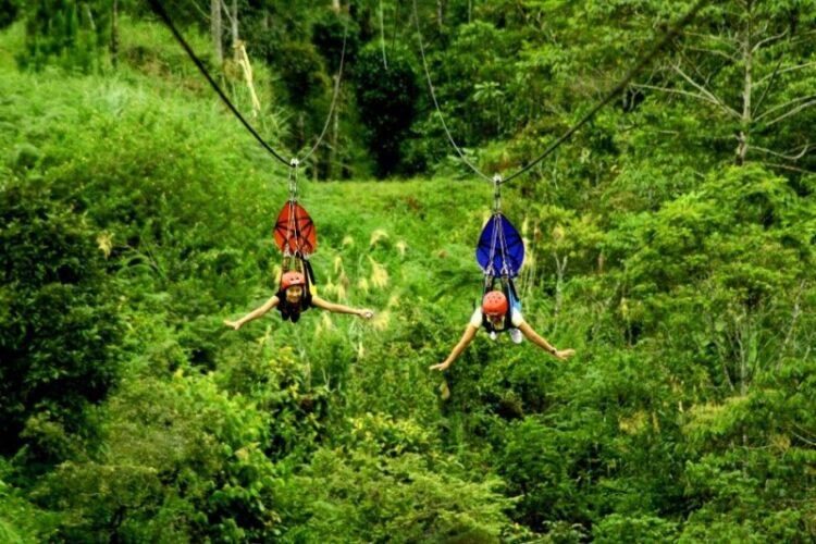 Danao Adventure Park Zipline