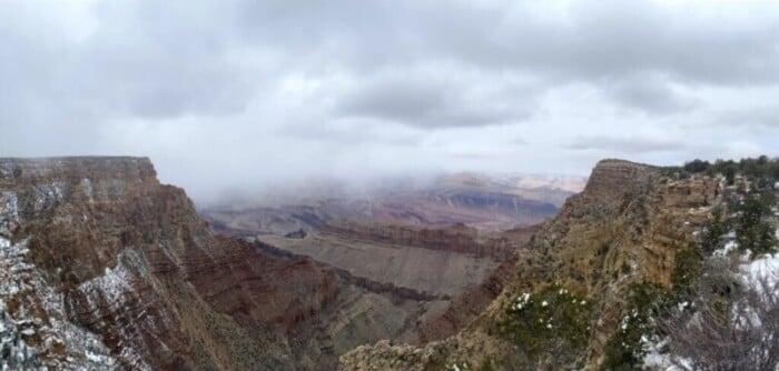 Grand Canyon National Park Panoramic
