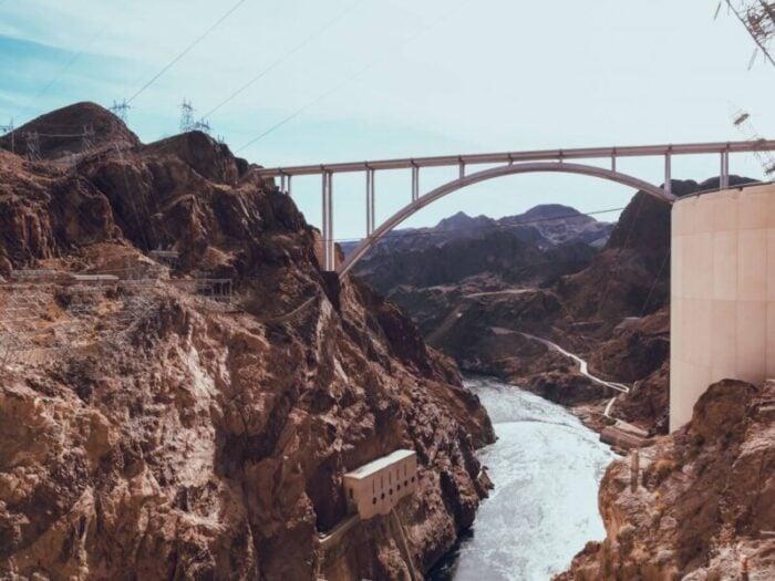 Hoover Dam: Las Vegas, Nevada