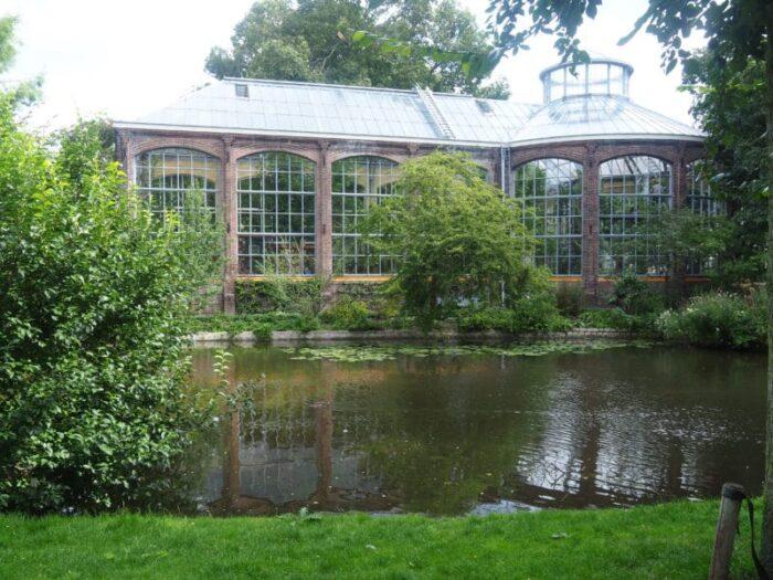 Hortus Botanicus - Amsterdam, Netherlands