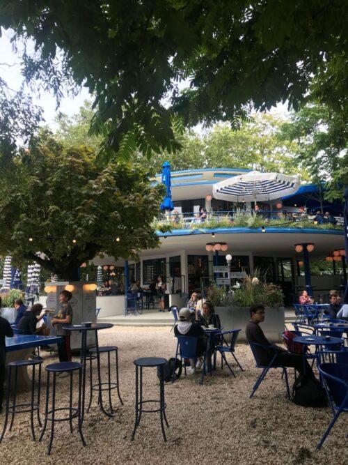 T Blauw Theehuis Amsterdam
