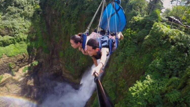 Lake Sebu 7 Falls Zipline Philippines
