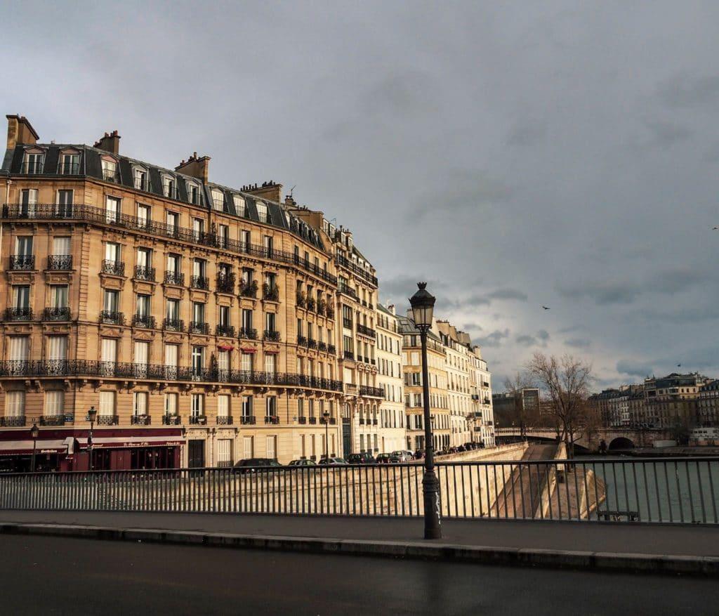 Paris, France City Architecture