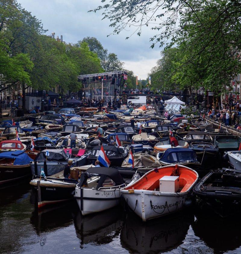 Prinsengrachtconcert - Amsterdam, Netherlands (Hotel Pulitzer)