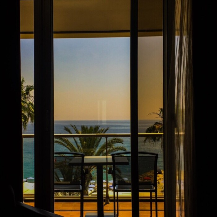 View of Room in Nice, France