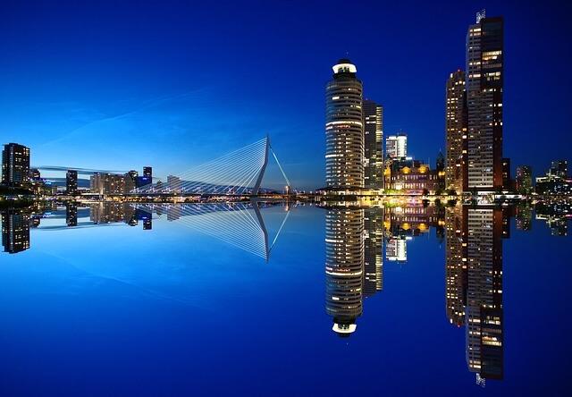 Rotterdam Netherlands - Best Weekend Trips from Amsterdam