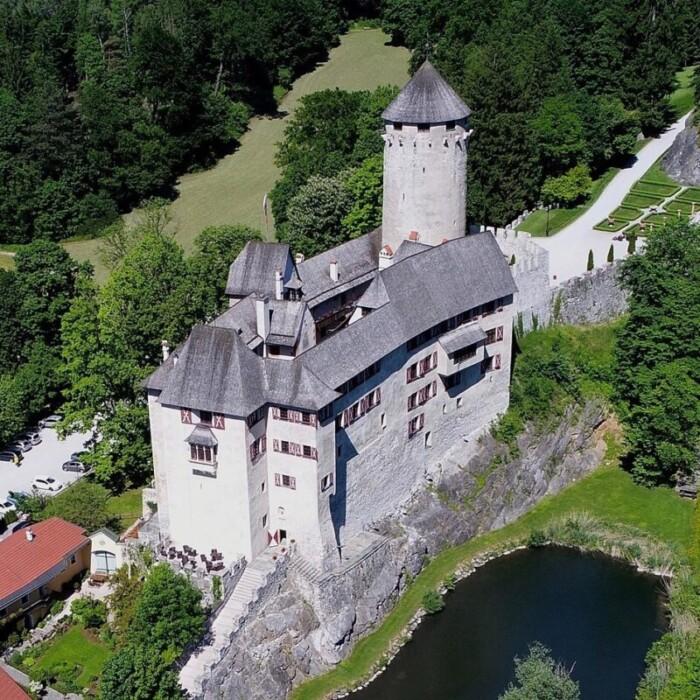 Schloss Matzen Hotel Castle in Austria