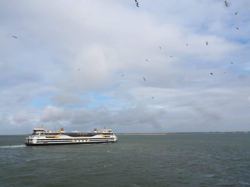 Texel Island Ferry - Teso (Den Hoorn)