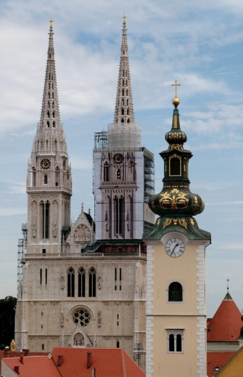 zagreb's cathedral is among must-visit places
