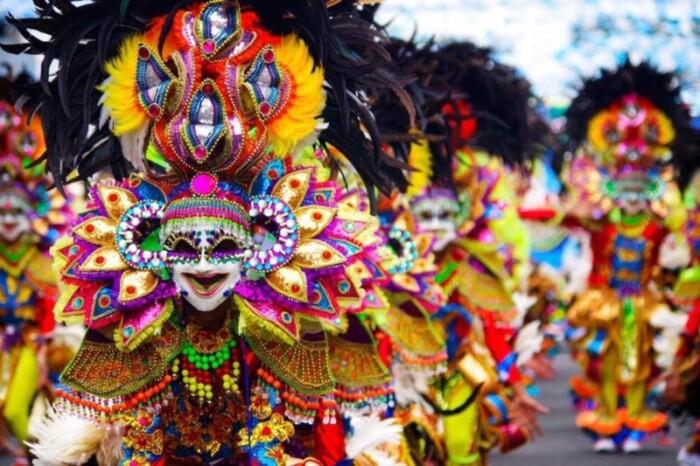 Festival in Phillippines