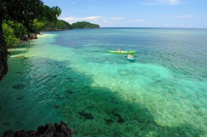 Danjugan Island - Beaches in Bacolod