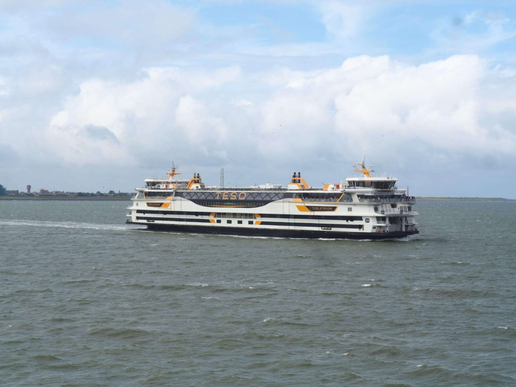 TESO Ferry - Texel The Netherlands