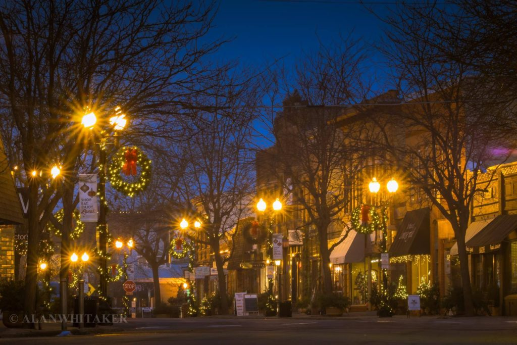 Downtown Excelsior, Minnesota