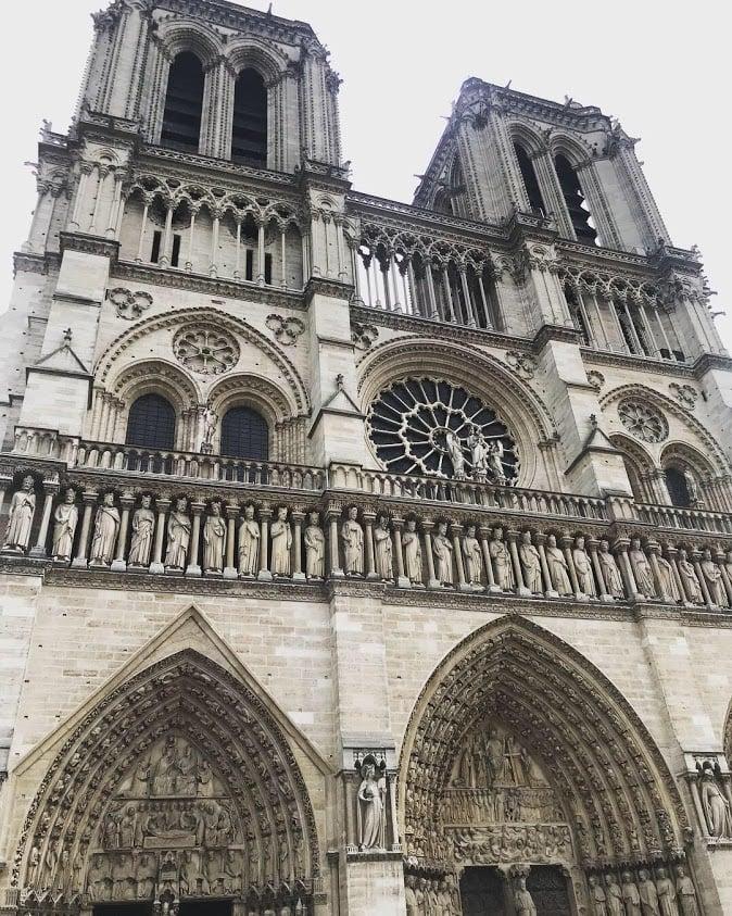 Notre Dame - See Paris