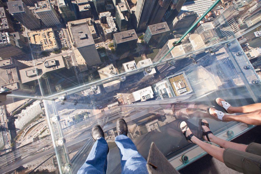 Sears Tower Looking Down