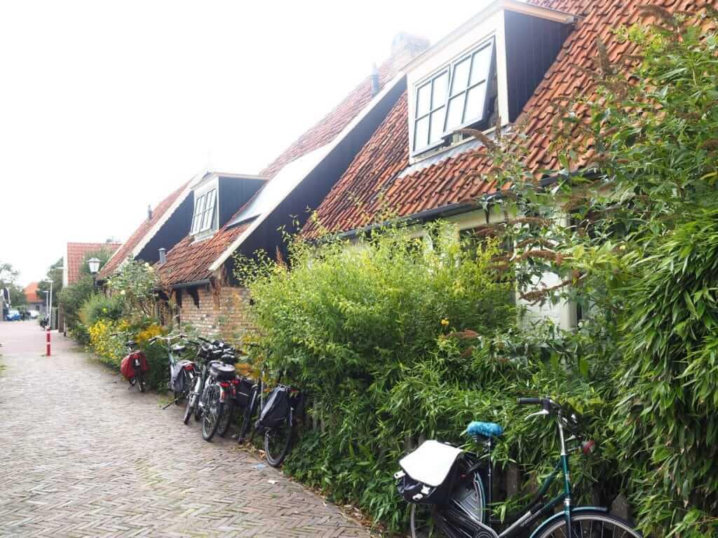 Texel Island Dutch Architecture