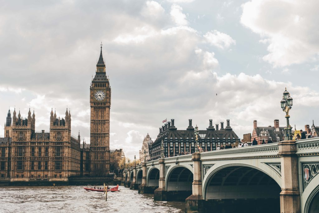 2 Days in London Itinerary