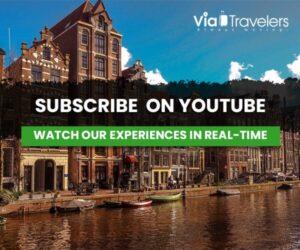 ViaTravelers YouTube Channel