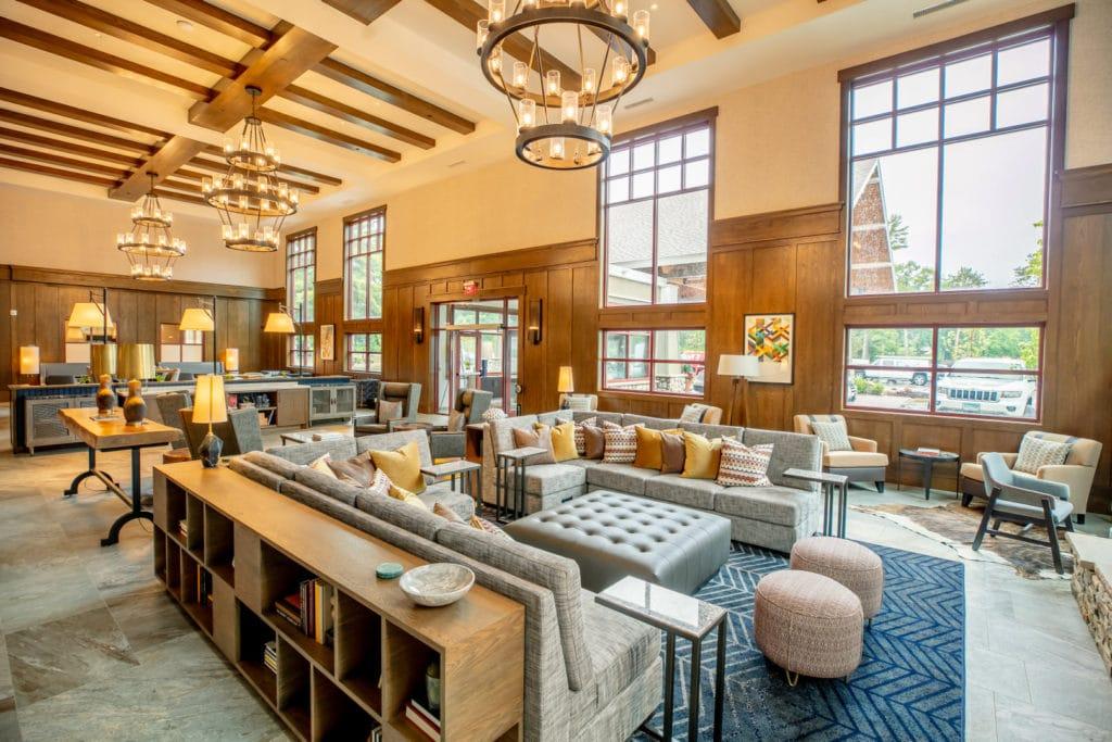 Grand View Lodge Lobby