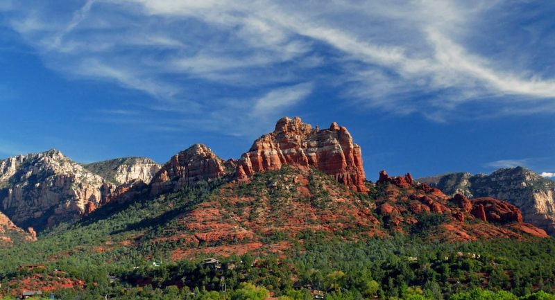Sedona, Arizona - Mountains