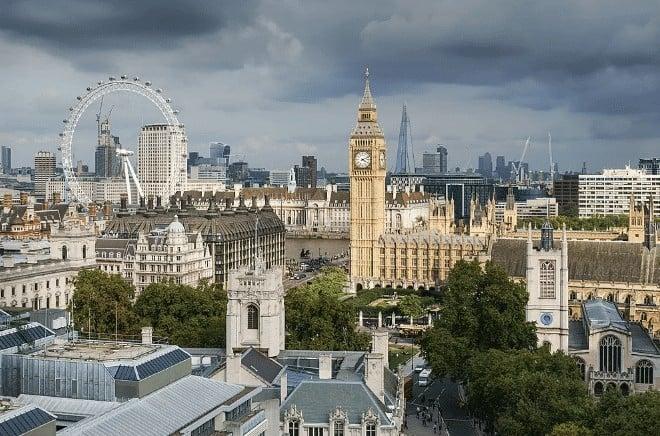 Nicknames for London