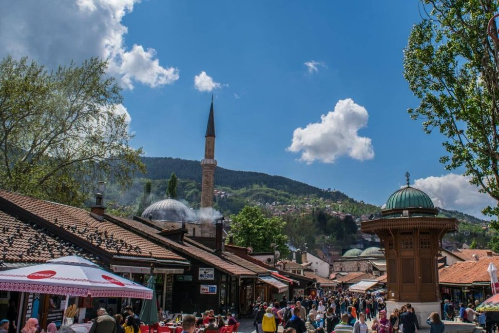 Sarajevo an affordable city to visit in Europe (1)