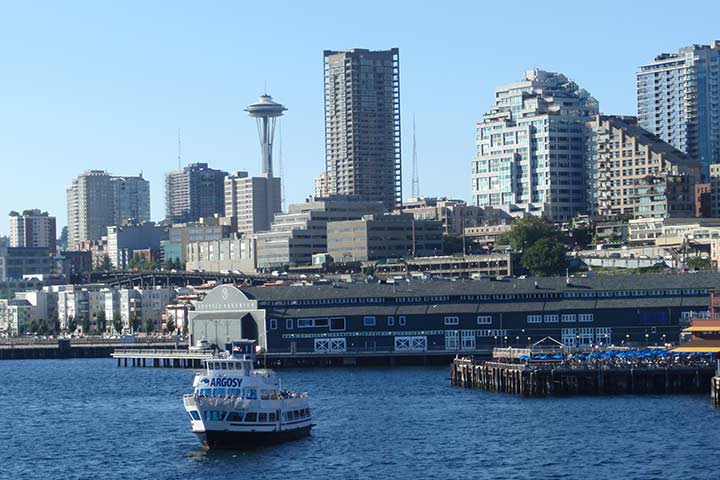 Argosy Cruises are another attraction included in Seattle CityPASS