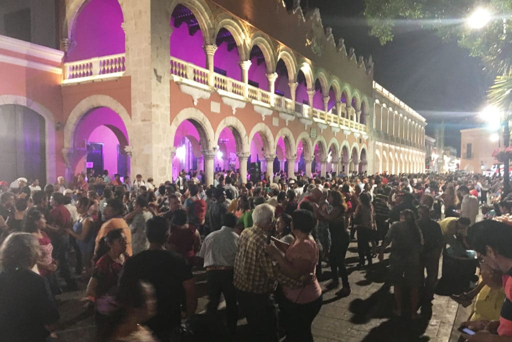 Merida, Mexico - Square