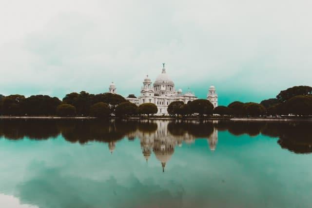 White Building - Kolkata, India