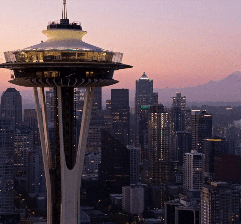 Space Needle is the most expensive attraction included in Seattle CityPASS