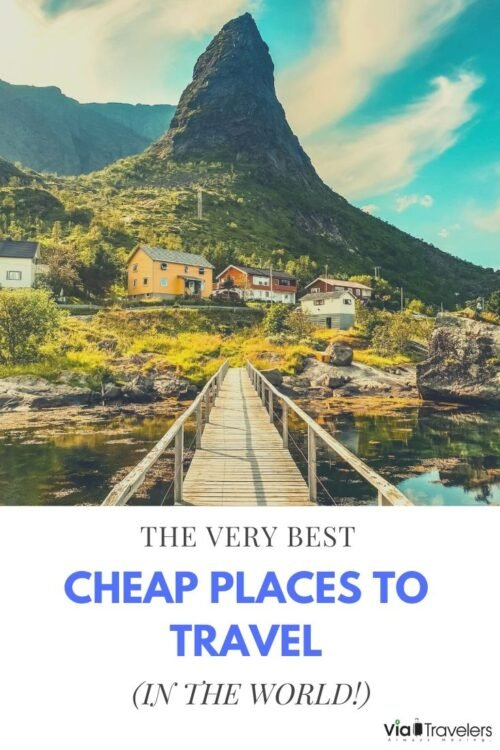 Cheap Places to Travel - Globe