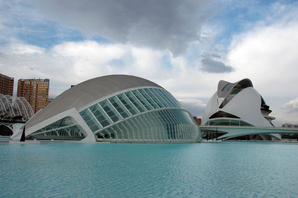 City of Arts & Science - Valencia, Spain