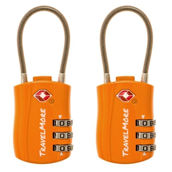 TravelMore luggage locks