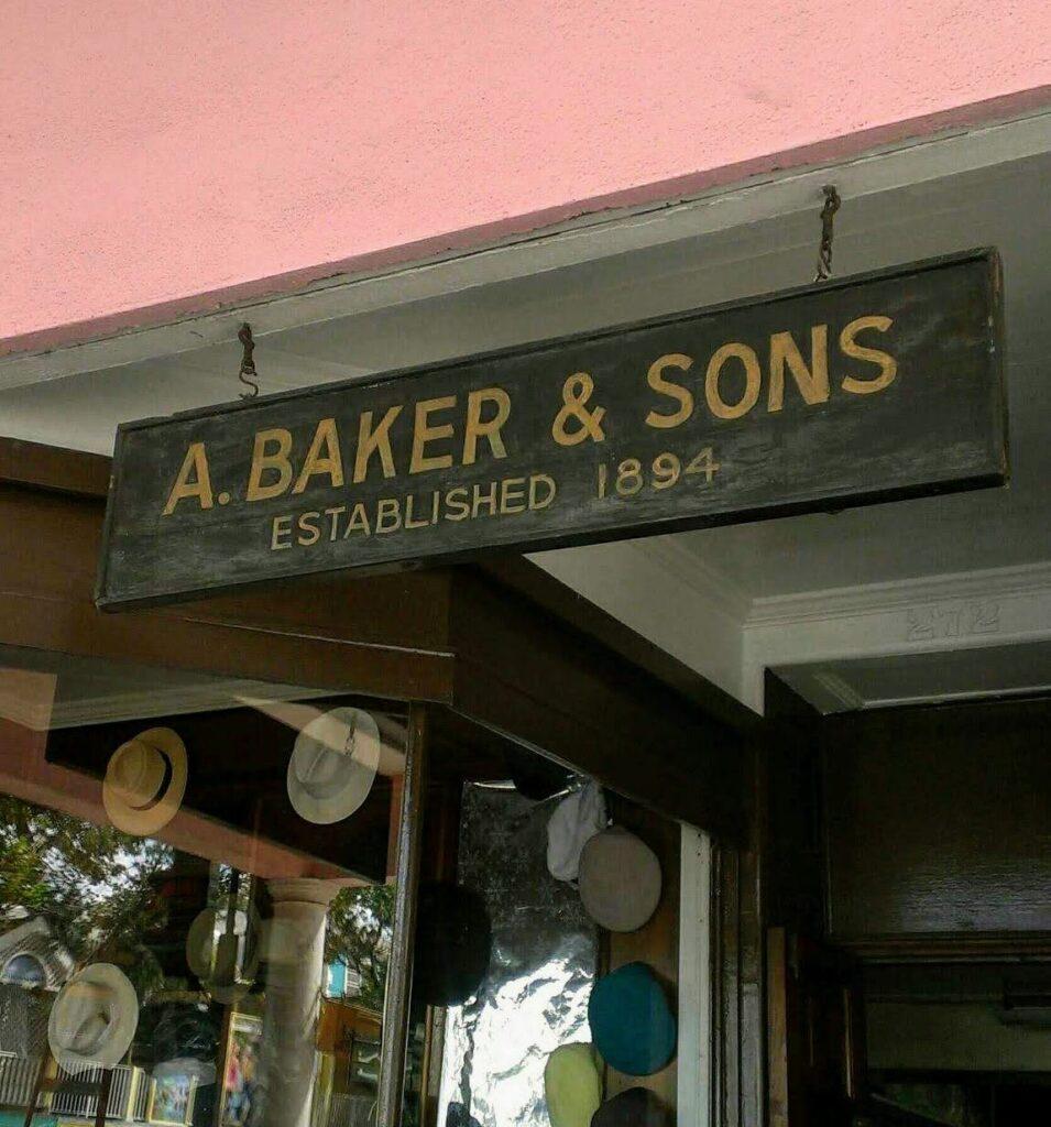 Oldest store in Nassau