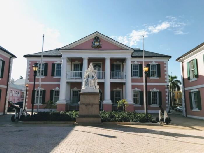 Nassau Government Center