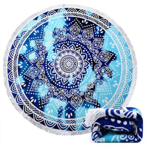Indian Mandala by Ricdecor