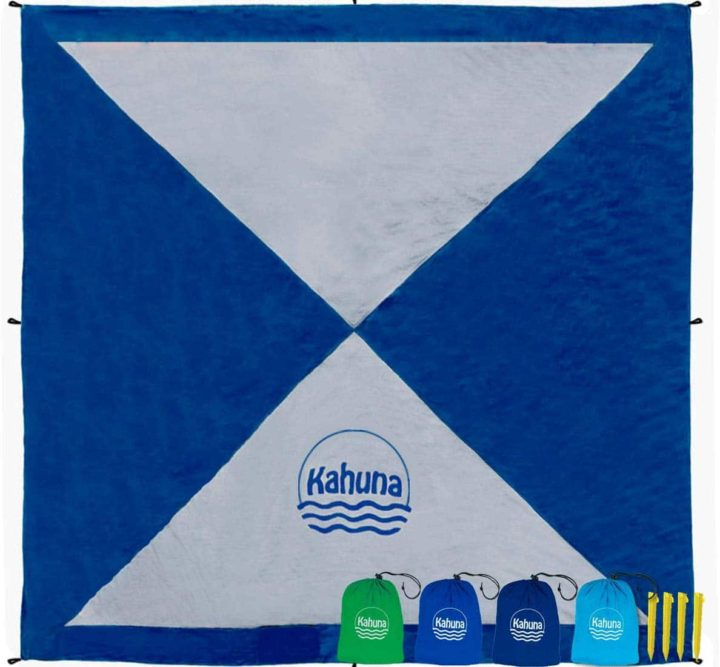 Kahuna big beach blanket