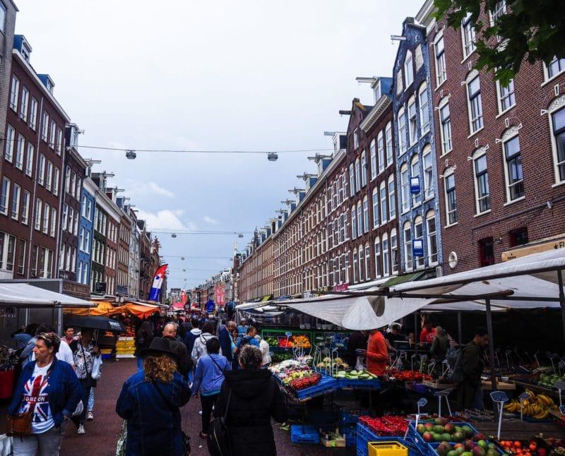 Albert Cuyp Market - Amsterdam