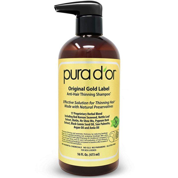Purad'or shampoo