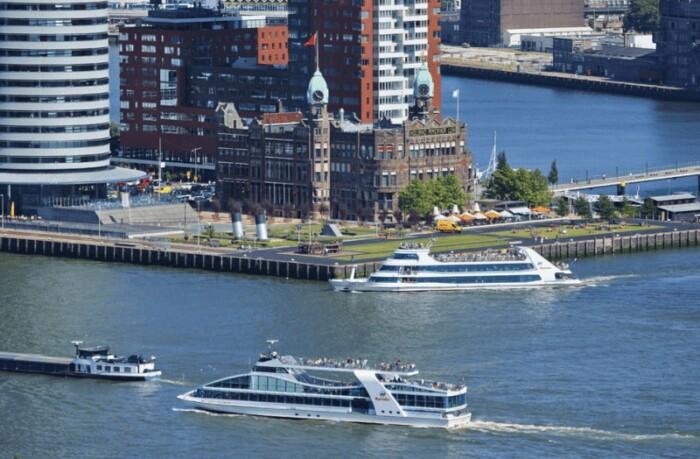 Rotterdam Harbor Tour