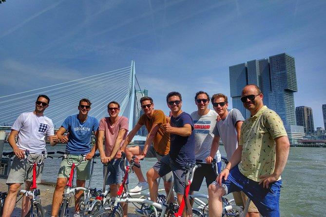 Rotterdam bike tours