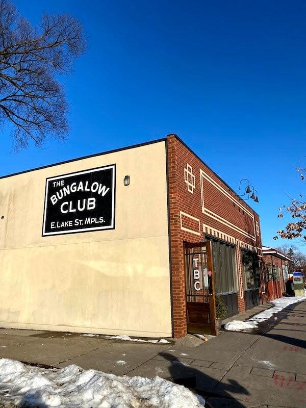 The Bungalow Club Minneapolis