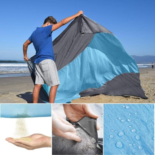 sandfree beach blanket by FYLINA