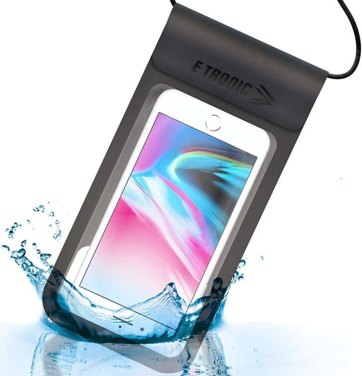 water proof water casing