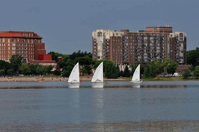 Lake Calhoun: Best lakes in Minnesota
