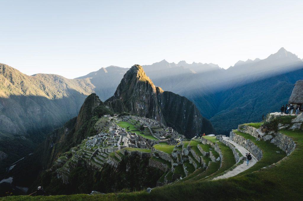 Machu Picchu Mountain