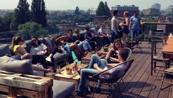 Amsterdam Rooftop Bar