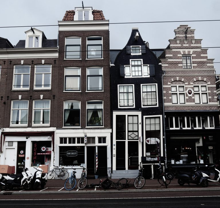 Best Beers in Amsterdam - Canal Houses